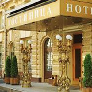 Гостиницы Ныроба
