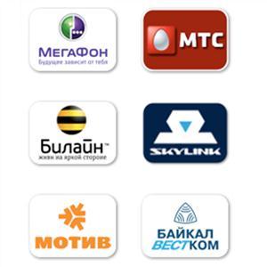 Операторы сотовой связи Ныроба